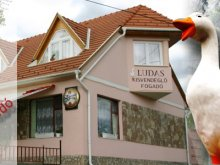 Bed & breakfast Jásd, Ludas Inn