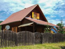 Chalet Copand, Wooden Cottage Praid