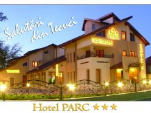 Accommodation Lunca (C.A. Rosetti), Hotel Parc