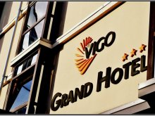 Accommodation Plopu, Vigo Grand Hotel