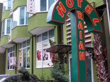 Accommodation Cerchezu, Hotel Traian