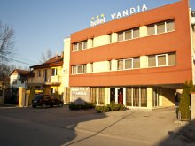 Accommodation Sânpaul, Hotel Vandia