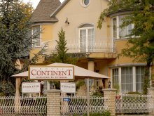 Hotel Debrecen, Continent Hotel and International Restaurant