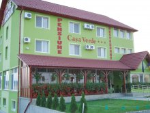 Accommodation Horia, Casa Verde Guesthouse