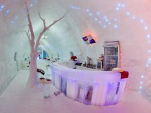 Hotel Cungrea, Hotel of Ice