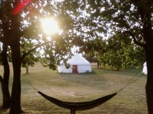 Camping Fadd, Yurt Camp