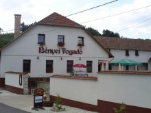 Bed and breakfast Miskolctapolca, Bényei Guesthouse and Restaurant