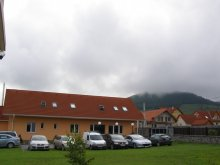 Bed and breakfast Răchitișu, Harmónia B&B