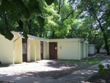 Camping Budapest, Liget Camping