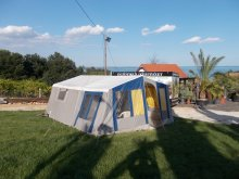 Camping Budapest, Egzotikuskert Skif Camping