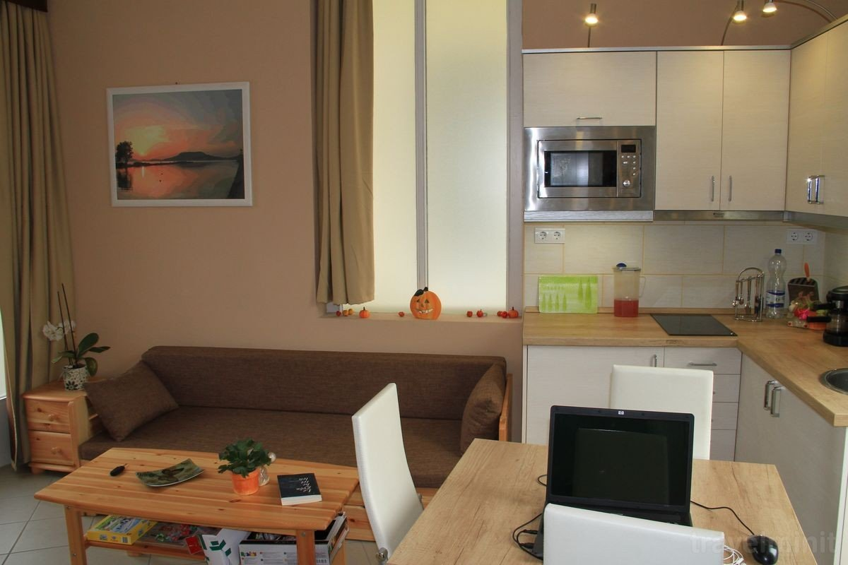Vikt Ria Apartment Balatonboglar