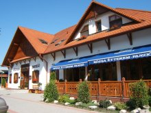 Bed and breakfast Sarud, Rózsa Restaurant-Guesthouse