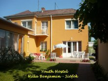 Hostel Balatonboglár, Youth Hostel - Villa Benjamin