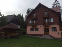 Chalet Iacobini, Med 2 Wooden house